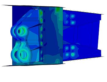 Nastran Shell Model