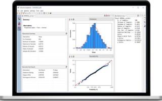 Panelli per Analisi Statistica, Six-Sigma e Qualitá