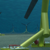 Tidal turbine rotor blade design using Nexus